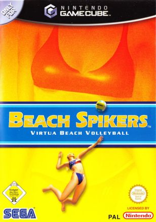Auch wenn die europäische Cover Art anderes vermuten lässt: Beach Spikers verzichtet auf unnötige Sexualisierung der Spielerinnen.