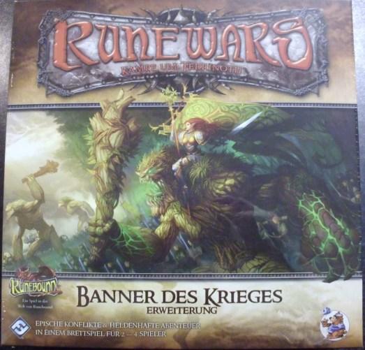 Runewars Banner des Krieges