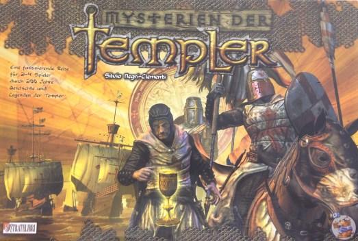 Mysterien der Templer