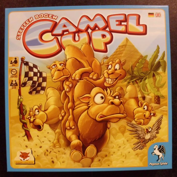 Camel Up Front