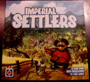 Imperial Settlers Front