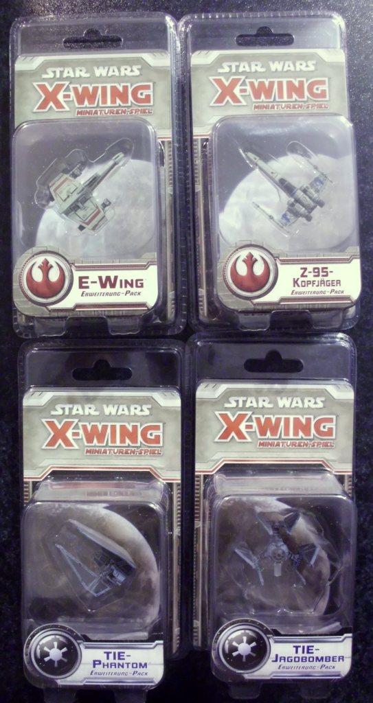 X-Wing Welle 4
