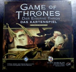 Game of Thrones LCG front