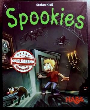 Spookies front