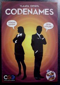 Codenames front