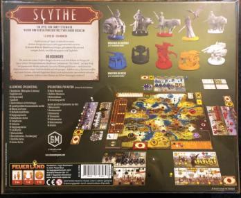 Scythe back