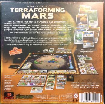 Terraforming Mars back