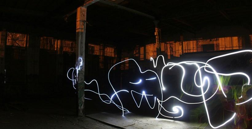 Lichtgraffiti
