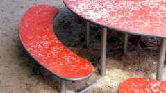 Sitzgelegenheiten