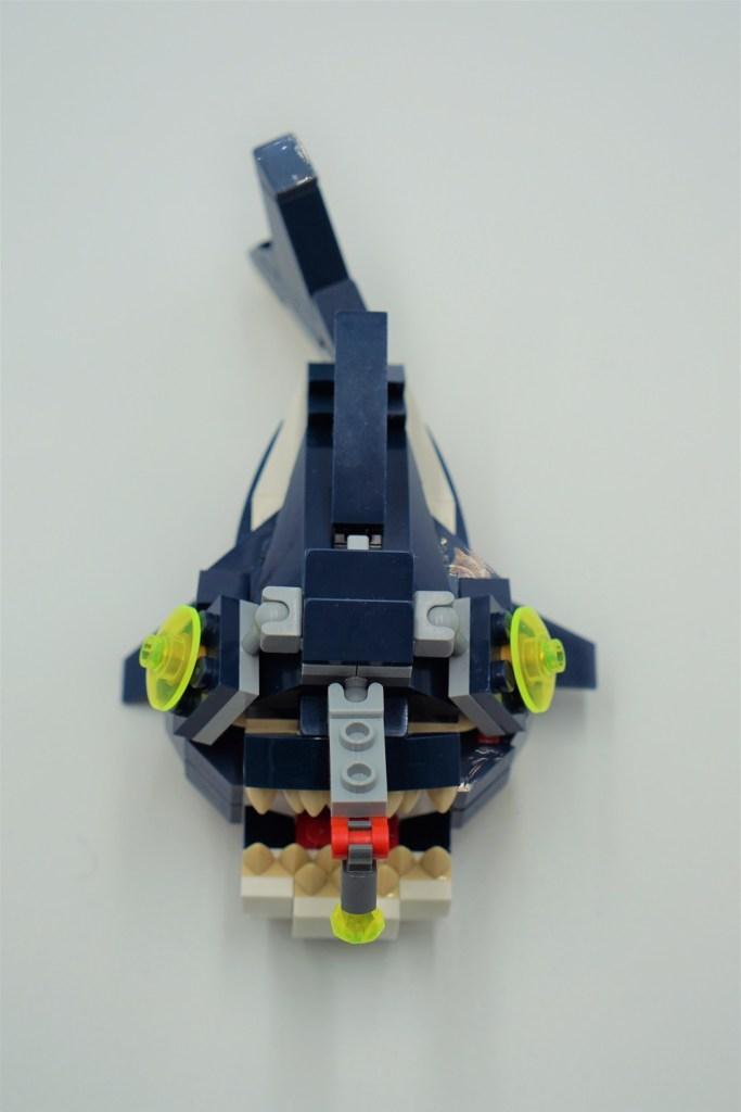 Bewohner der Tiefsee - Modell 2
