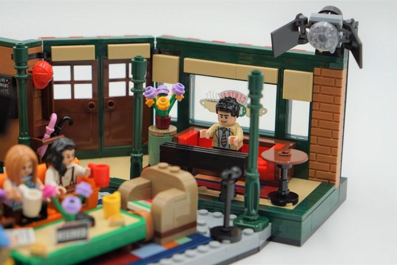 Central Perk Detailbild