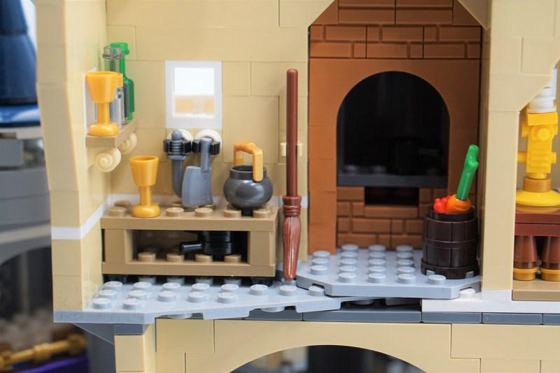 Lego Schloss Detailbild 4