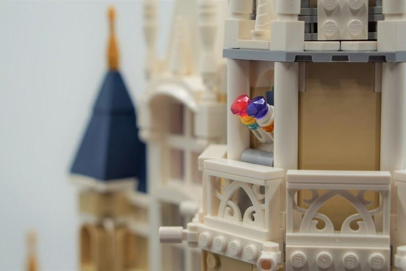 Lego Schloss Detailbild 6