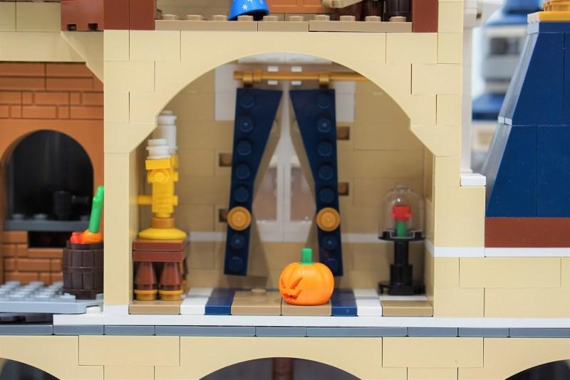Lego Schloss Detailbild 8