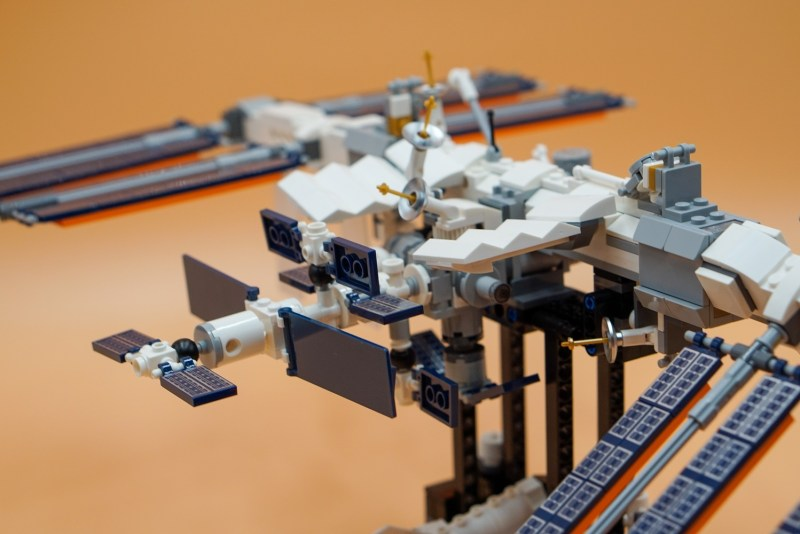 ISS Detail 1