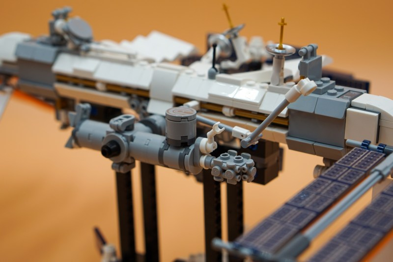 ISS Detail 3