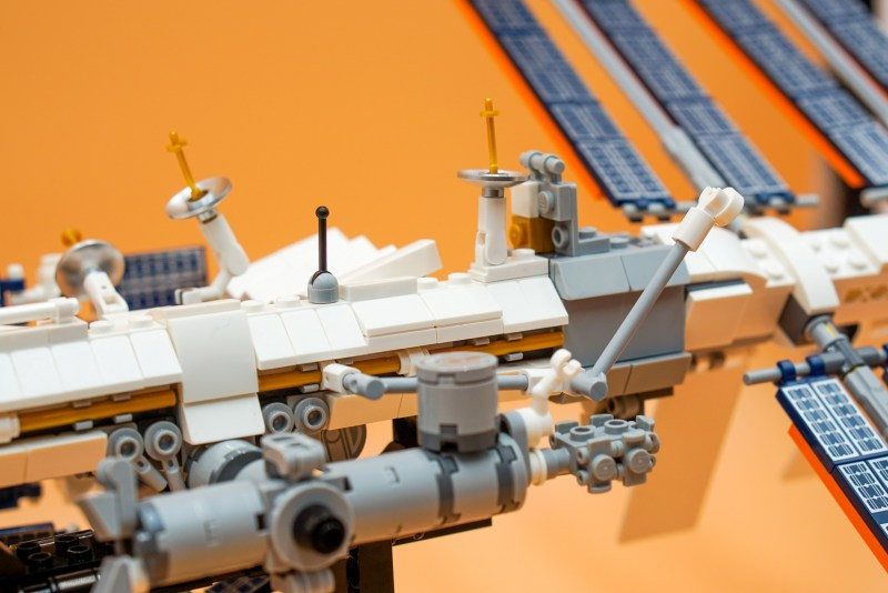 ISS Detail 6