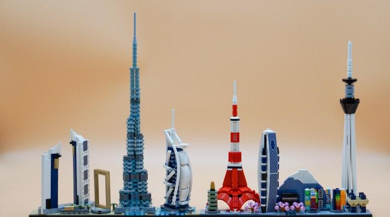 Dubai Tokio Front