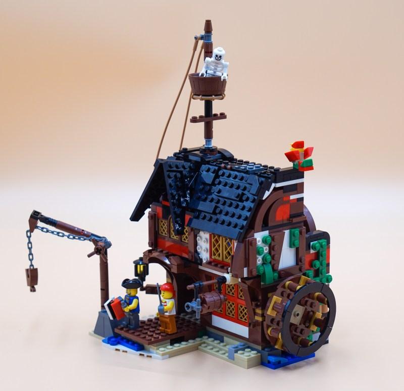 Piratenschiff Mühle 1