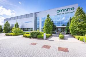 tribe-loading Bedrijfsbezoekaan Genzyme in Geel voor Pompe-patiënten en hun partners