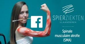 Facebook_SpierziektenVL_SMA Spinale musculaire atrofie (SMA)