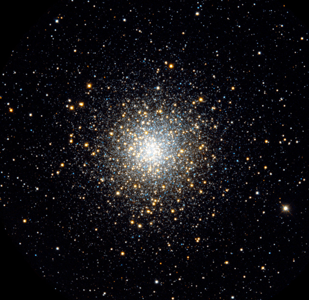 We Have Given The Names Open Or Galactic And Globular To