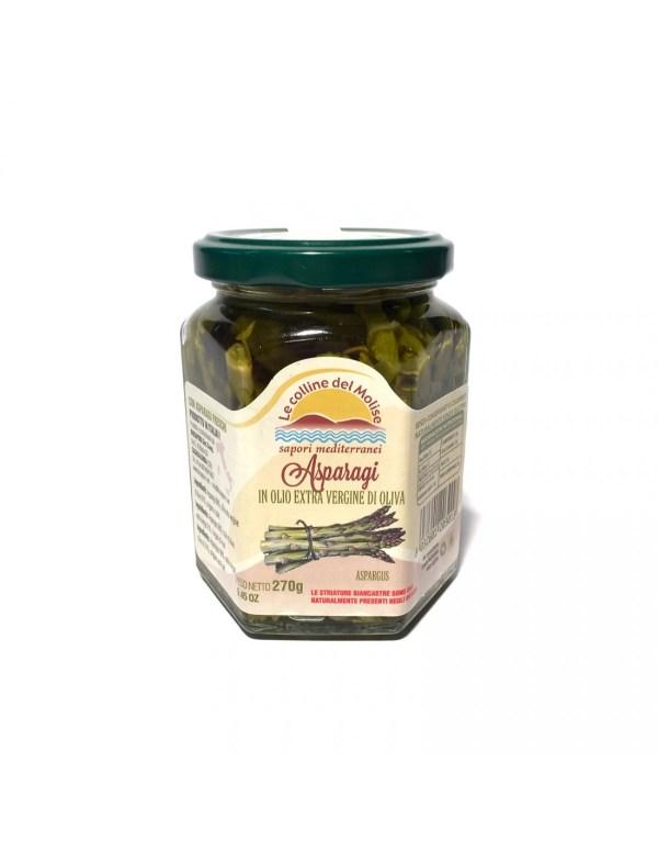 asparagi in olio evo
