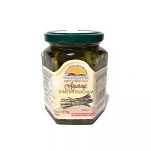 Asparagi in Olio Extra Vergine di Oliva