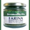 farina di pistacchio verde di bronte dop