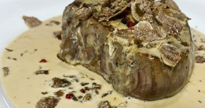 Filetto al Tartufo Bianco