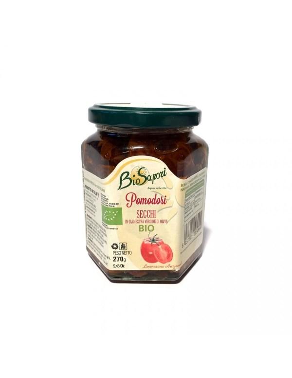 pomodori secchi biologici