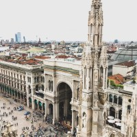 Italy in 4 Days (part I) - things to do in Milan