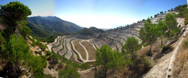 An EX quarry