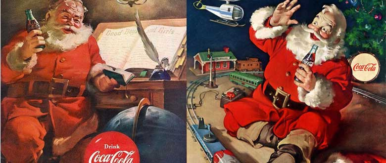 Santa Clause Proves Advertising Works