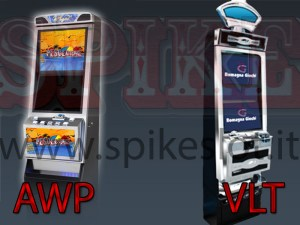 awp vlt spike slot machine