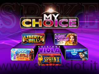 Slot machine my choice
