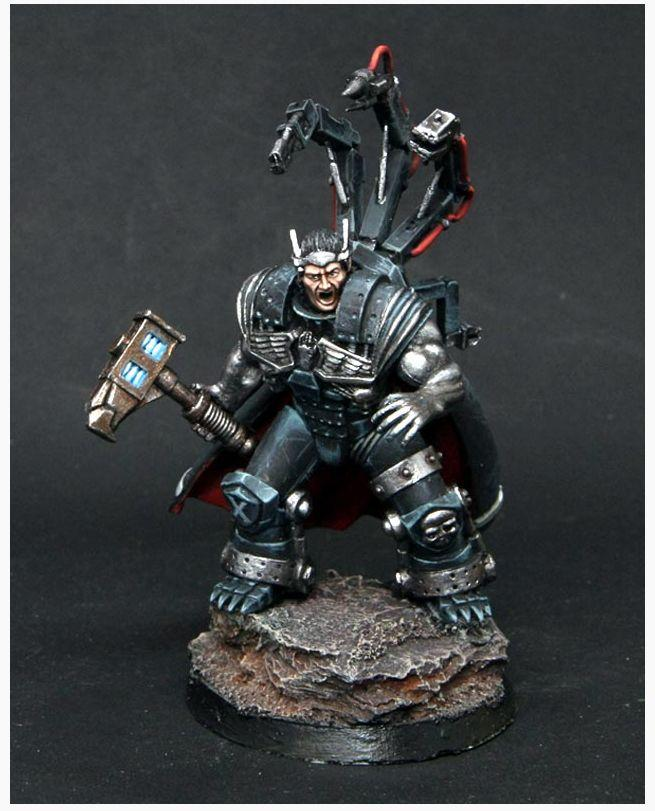 Spartan 28mm Miniature Heads