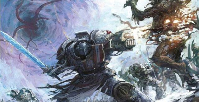 Image result for grey knights art