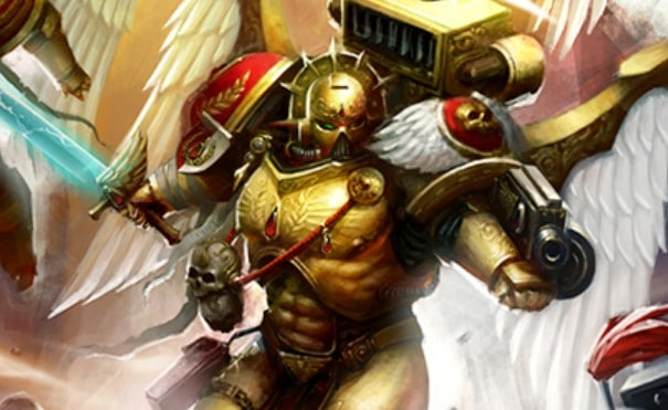 The Jumpening 2k Blood Angels All Jump Lists Spikey Bits