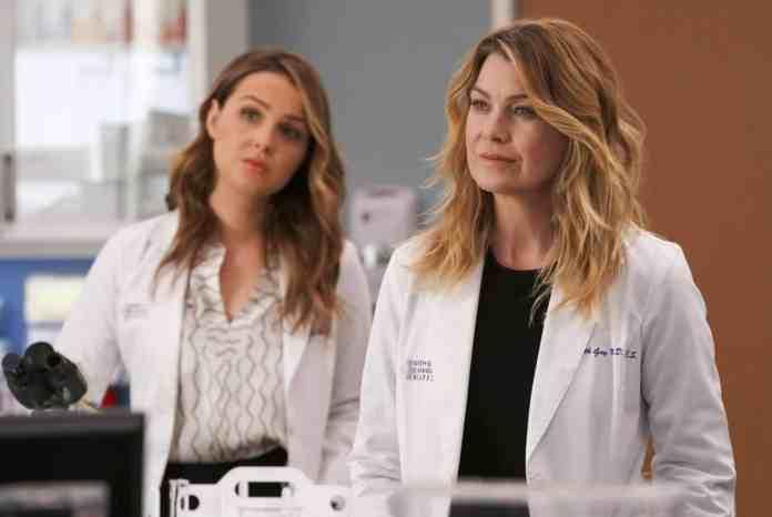 watch Grey's Anatomy Season 18