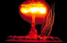 Fireball from an Explosion