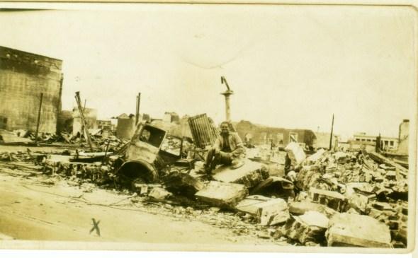 Earthquake 21