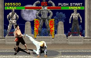Ikke Mortal Kombat X. Her må du utføre «fatalities» selv.