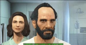 Fallout 4 ansiktsbehandling