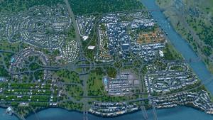 Vi liker å bygge byer.