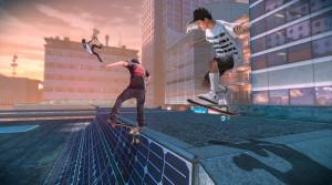 Til å være et PS2-spill ser jo dette veldig bra ut!