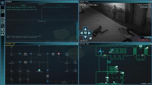 Hackerens skjerm.