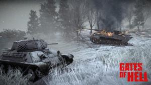 Panther og Tiger II? Jeg aner ikke.