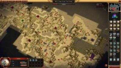 Zoomer du langt nok ut, blir kartet slik.