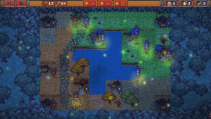 Spillets grafikk minner meg litt om gamle Amiga-spill.